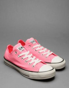 Converse All Star Ox Neon - BANK Fashion = to sparkle