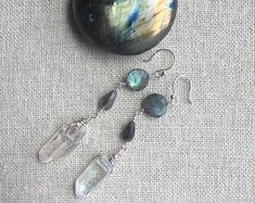 Handmade Gemstone Jewelry & Beaded Treasures by SoBeauBoutique Tourmaline Necklace, Black Tourmaline, Instagram Shop, Gemstone Jewelry, Etsy Seller, Pendant Necklace, Gemstones, Studio, Handmade