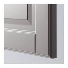 BODBYN 2-p door/corner base cabinet set, gray 13x30