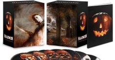 'Halloween: The Complete Collection' Blu-ray Art and Full Details -- 'Halloween' fans will be able to revisit the entire Michael Myers saga with 'Halloween: The Complete Collection' on Blu-ray, available September 23rd. -- http://www.movieweb.com/news/halloween-the-complete-collection-blu-ray-art-and-full-details