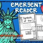 This is a 10 page emergent reader perfect for Kindergarten and First Grade. It has repetitive text and a fact about these US symbols: (flag, bald e...
