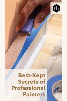 Learn how to paint like a pro and pick up some great tips for achieving a perfectly smooth and even paint job. Painting Tips, House Painting, Lead Paint, Professional Painters, Diy Home Repair, Buying A New Home, Paint Furniture, Easy Paintings, Learn To Paint