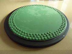 Lego Cake Board Tutorial | Cake Arcade