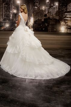 $270.29 –Cap Sleece Ball Gown Lace Up Wedding Dress www.ucenterdress..... Made to measure & Free Shipping! Shop lace wedding dresses, off the shoulder wedding dresses, open back wedding dresses, wedding dresses with sleeves, wedding dresses with straps, simple wedding dresses, plus size wedding dresses, short wedding dresses…We have the best designer Wedding Dresses 2017 on sale at #UcenterDress.com today!