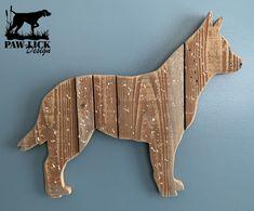 Wood Animal, Animal Silhouette, Repurposed Wood, Barn Wood, Dyi, Etsy Seller, Arts And Crafts, Creative, Room