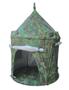 #PopularKidsToys Just Added In New Toys In Store!Read The Full Description & Reviews Here - Childrens Pop Up Camouflage Play Tent - Suitable for Indoor & Outdoor Use : Boys Toy Play Tent / Playhouse / Den - It's play time for your little soldier and now he can be in charge of his own camouflage den in this fabulous pop up play tent. With its many features he can have hours of fun indoors or outside whilst you know he is protected from the elements and the insects. N