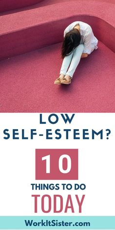 Low Self-Esteem? Get help today! 10 Things you can do today to help increase your self esteem. Everyone wants to feel confident. These tips will help you grow and increase self-esteem. Confidence you want! Building Self Confidence, Self Confidence Tips, Building Self Esteem, Confidence Boosters, Self Development, Personal Development, Self Esteem Activities, Things To Do Today, Coaching