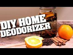 DIY Natural Home Deo...