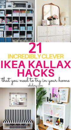 Ikea Hacks & Ideas