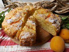 Crostata rustica di albicocche