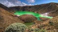 Volcán Azufral - Buscar con Google