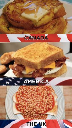 What we put on toast: | 19 Things America, Canada, And The U.K. Cannot Agree On