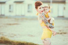 Swimsuit / Amber Lynn Naughton
