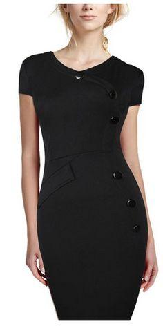 Tailored Pencil Dress WOMEN'S TAILORED PENCIL DRESSES UNDER $20