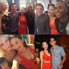 Tyler Posey, Arden Cho, Dylan O'Brien & Khylin Rhambo • MTV movie awards 2015
