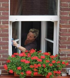 Window Cleaning Made Easy...And Fun  http://www.thegoodsurvivalist.com/window-cleaning-made-easy-and-fun/ #thegoodsurvivalist
