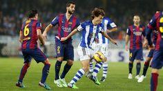 Real Sociedad - FC Barcelona (1-0) | FC Barcelona