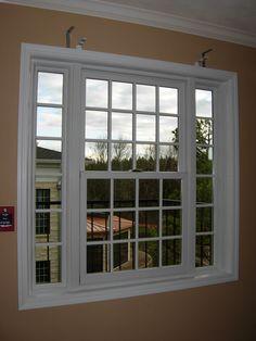 our window dilemma living room pinterest window glass houses