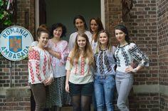 Ambasada României la Haga celebrează Ziua Universală a iei | AMBASADA ROMÂNIEI în Regatul Ţărilor de Jos AMBASADA ROMÂNIEI în Olanda AMBASADA ROMÂNIEI în Olanda AMBASADA ROMÂNIEI în Olanda AMBASADA ROMÂNIEI în Olanda Lily Pulitzer, Blouse, Tops, Dresses, Women, Fashion, Vestidos, Moda, Fashion Styles