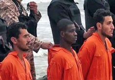 """COPTIC + Christian Martyrs+ What made a non believer Chadian citizen; die for Christ, along with his Coptic Christian friends""""? Moslem, Christian Friends, Lord And Savior, Christian Faith, Christian Videos, Christian Men, Christian Living, The Life, Holy Spirit"""