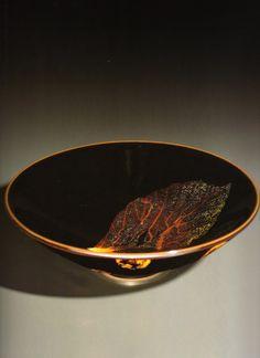Modern Tenmoku by 邵椋揚. This is a stunning piece. .
