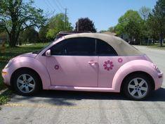 Kombi Hippie, Hippie Car, Pretty Cars, Cute Cars, Volkswagen, My Dream Car, Dream Cars, Bug Car, Beetle Convertible