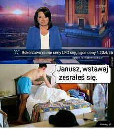 Jeśli ci się spodobało i chcesz więcej memów to zostaw Zaobserwuj @memy.pl.pl @kubsonq.yt #memy#najlepsze#na#insta#memki#żarcik#follow4follow#followme#sucharcodzienny#suchary#polskie#lol #xd#mem#polischgirl#polischboy#polska#polskimem#m Wtf Funny, Funny Memes, Polish Memes, Mood Songs, Really Funny, Cool Photos, Haha, Humor, So Funny