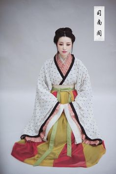 Traditional Fashion, Traditional Chinese, Traditional Dresses, Japanese Outfits, Korean Outfits, Dynasty Clothing, Chinese Clothing, Oriental Fashion, Hanfu