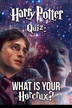 A quiz that will show you where exactly you would put a piece of your soul if you ever followed Voldemort's steps!