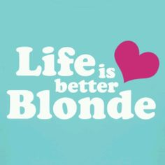 Just because someone is a brunette, doesn't mean they're smart. All of this animosity between each other, when the truth is hair colour does not affect who we are as people, or our I.Q. But if you insist on playing that game, blondes are awesome, and just as smart as any brunette. #dontunderestimateblondes