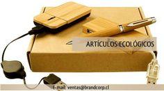 Artículos promocionales ecológicos