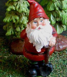 Mini Digging Gnome