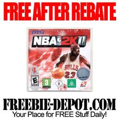 FREE NBA PC Game - 11/17 ONLY!