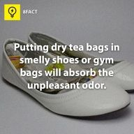 smelly shoe trick.  Click to View Source