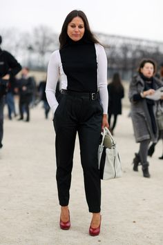 Lisa Marie Fernandez, Paris | Street Fashion | Street Peeper | Global Street Fashion and Street Style