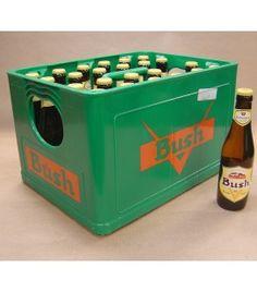 Bush Blond full crate 24 x 25 cl