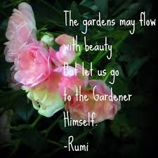 Image result for rumi and god