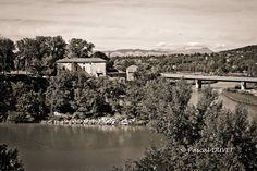 CZD15 - Domaine du château de la Cazette au confluent du Buëch et de la Durance à Sisteron - Alpes de Haute Provence 04