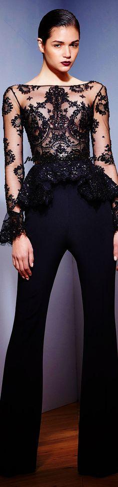 Zuhair Murad Fall 2015 by dina Fashion Mode, Look Fashion, Couture Fashion, Runway Fashion, Fashion Design, Hijab Mode, Zuhair Murad, Look Chic, The Dress