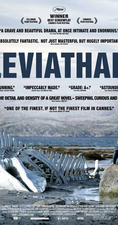 A dark, but strangely beautiful movie by Andrey Zvyagintsev, Russia