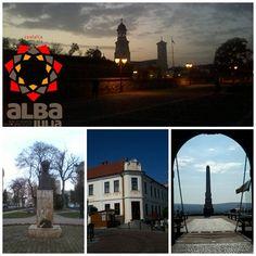 Vederi din Alba Iulia