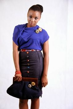 African Clothing: Creative Ankara Designs