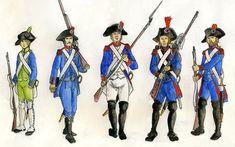 Soldats de la Révolution française