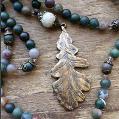 Druid Path, ancient path, druid prayer beads, druid mala, druid rosary, pagan prayer beads, pagan mala, pagan rosary, wicca prayer beads, by MagickAlive on Etsy