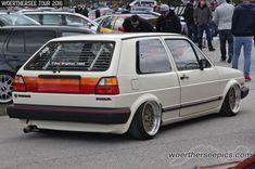 Volkswagen Golf Mk2, Van, Polo, Style, Cars, Swag, Polos, Vans, Tee