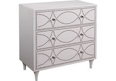 Jaxon Ivory Accent Cabinet. $277.00. 31.5W x 15.5D x 31.5H. Find affordable Accent Cabinets for your home that will complement the rest of your furniture.