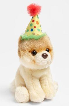 Birthday Boo!