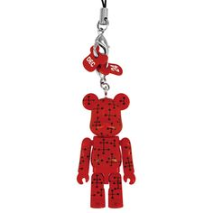 Be@rbrick Eames Red 70%