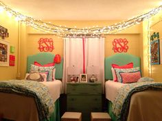 Ole Miss dorm room!