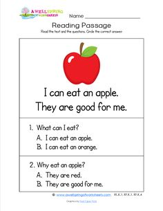 Worksheet Sentence Comprehension Worksheets kindergarten reading comprehension and worksheets check out these 18 each has two sight word rich